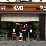 Devanture restaurant kyo marseille