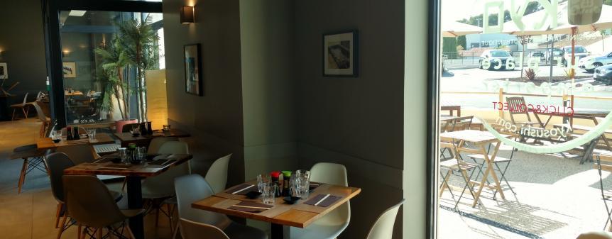 Salle restaurant express kyo sushi plan de campagne