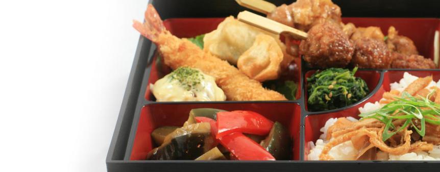 Bento midi restaurant japonais val saint andré