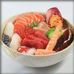Chirashi deluxe restaurant kyo sushi marseille