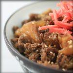Gyudon restaurant japonais marseille