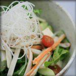 Salade japonaise kyo marseille