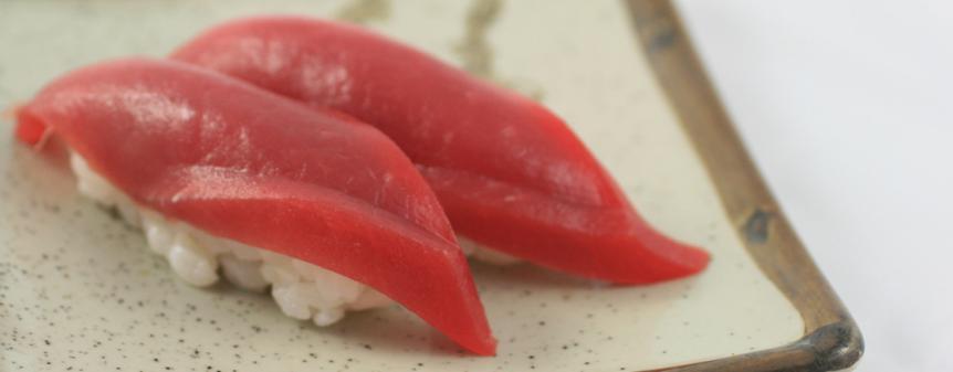 Sushis thon japonais val saint andré