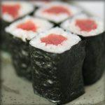 Maki au thon restaurant japonais marseille