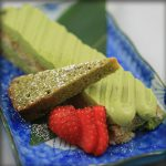 Tiramisu au thé vert japonais marseille